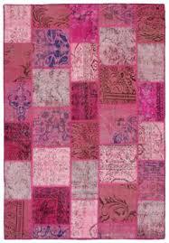 Bright Purple Rug Bright Purple Rug Patchwork Vintage Turkish 8 5 U0027x6 U0027 By Bazaarbayar