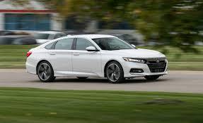honda accord reviews specs u0026 2018 honda accord sport 1 5t manual review car and driver