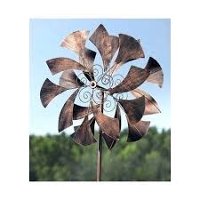 wind spinning garden ornaments garden wind spinner metal kinetic