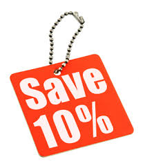 thanksgiving weekend sale is on save 10 everything we carry