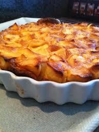 750g com recette cuisine recette la flognarde aux pommes 750g
