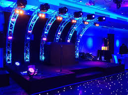 a barmitzvah in avenue banqueting london nice truss curves with