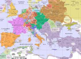 Budapest Hungary Map The Habsburg Kingdom Of Hungary 1526 1867 The Orange Files