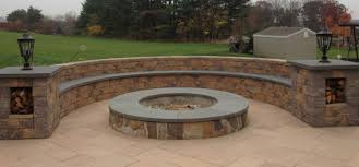 Patio Firepit Custom Outdoor Fireplaces Pits In Chester Montgomery