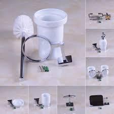 Hotel Bathroom Accessories Soap Dispensers Bathroom Accessories Set Promotion Shop For
