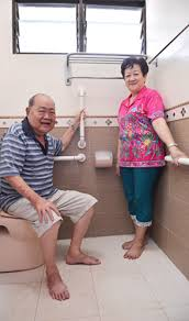 Bathroom Safety For Elderly by All About Grab Bars And Hand Rails For Safety Supporting