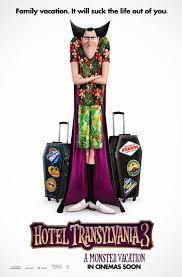 hotel transylvania 3 poster thursday u0027s trailer