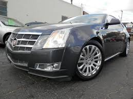 2011 cadillac cts performance coupe 2011 cadillac cts awd 3 6l performance 2dr coupe in louisville oh