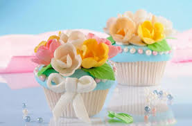 cupcake flowers bouquet of flowers cupcakes recipe goodtoknow