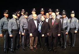 nj corrections officer mercer police academy graduates 5th class of corrections officers