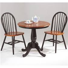 Pedestal Drop Leaf Table Creations Ii Drop Leaf Pedestal Round Table Rotmans Kitchen