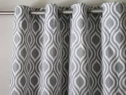 Grey And White Curtains Charming Grey And White Curtains And Best 25 Gray Curtains Ideas