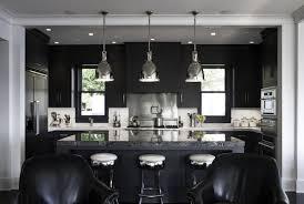 Black Kitchen Pendant Lights Stainless Steel Kitchen Pendant Lighting Magnificent Regarding