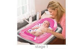 Summer Infant To Toddler Bathtub Sparkle U0027n Splash Tub Pink Baby George At Asda