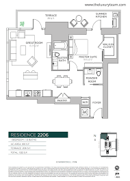 echo brickell floor plans echo brickell tlt realtors