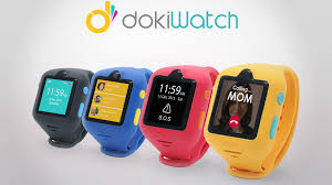dokiwatch the world u0027s most advanced smartwatch for kids by doki