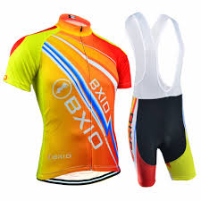 orange cycling jacket popular men cycling clothing sets orange buy cheap men cycling