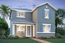 new homes in winter garden the barrington plan m i homes
