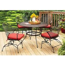Walmart Patio Chair Wonderful Small Patio Furniture Sets House Decorating Ideas Patio