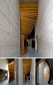 curtain door designed by gurjit singh matharoo surat india for