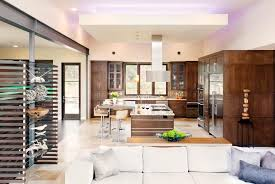 home design kitchen living room family home with outdoor living room and pool