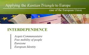 achieving kantian peace in the european union al james untalan