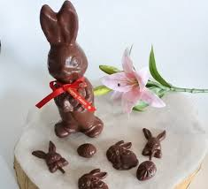 easter chocolate bunny large vegan easter chocolate rabbit lavinia wilsons chocolates