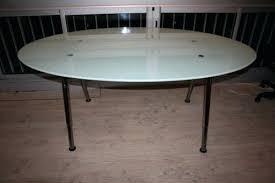 bureau multimedia ikea ikea bureau verre annonce change bureau ou table ikea ovale en verre