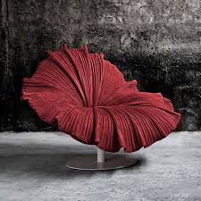 Buy Lounge Chair Design Ideas Hibiscus Flower Inspired Chair Design Spice Up Interior Design And