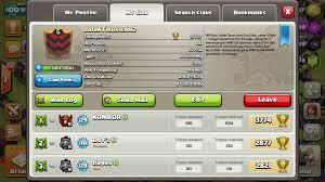 coc mazda kumpulan formasi base town hall 4 clan war clash of clans terbaik