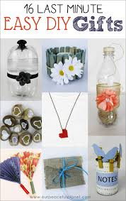 16 last minute easy diy gifts easy diy gifts and gift