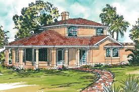 Mediterranean Homes Plans Mediterranean House Plans Lauderdale 11 037 Associated Designs