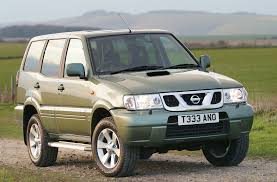 nissan terrano 1997 nissan terrano station wagon review 1993 2007 parkers
