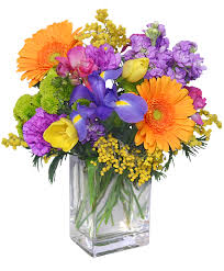 celebrate the day fresh flowers in lewiston me blais flowers