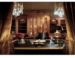luxury home office furniture for an elegant home interior design