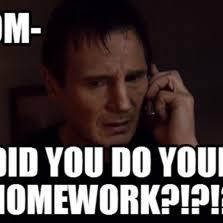 Homework Meme - do your homework meme