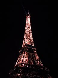 Eiffel Towers For Decoration File Eiffel Tower At Night Jpg Wikimedia Commons