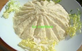cuisiner morue recette brandade de morue persil plat et croûtons 750g