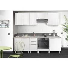 meuble de cuisine blanc brillant meuble bas cuisine blanc brillant achat vente pas cher