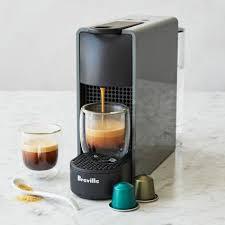 Sur La Table Coffee Maker Nespresso Essenza Mini Espresso Machine By Breville Sur La Table