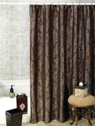 Blue Damask Shower Curtain Blue And Brown Damask Shower Curtain Http Nibstyl Us