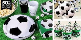 Soccer Theme Party Decorations Soccer Themed Birthday Party Decorations Home Party Ideas
