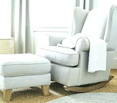 rocking chair and ottoman for nursery rocking chair with ottoman