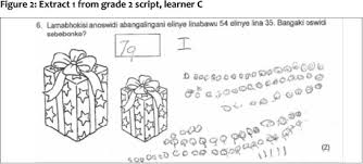 math problem solving questions grade 4 an error analysis in the early grades mathematics a learning
