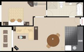 Spa Floor Plans by Suite Floorplans Lyall Hotel