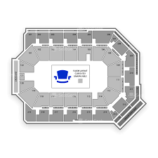 citizens business bank arena seating chart family u0026 interactive
