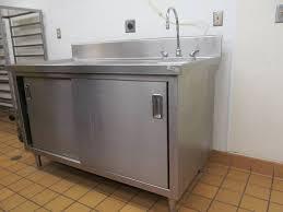 metal kitchen sink cabinet for sale kitchen nsf stainless steel sink cabinet jax of benson