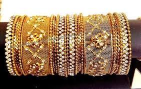indian wedding chura festive collection indian bridal chura set at rs 650 set bridal