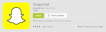snapchat app for android how to use snapchat on iphone android tutorial
