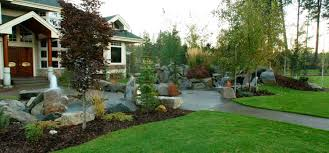 backyard waterfall design u0026 construction spokane u0026 seattle